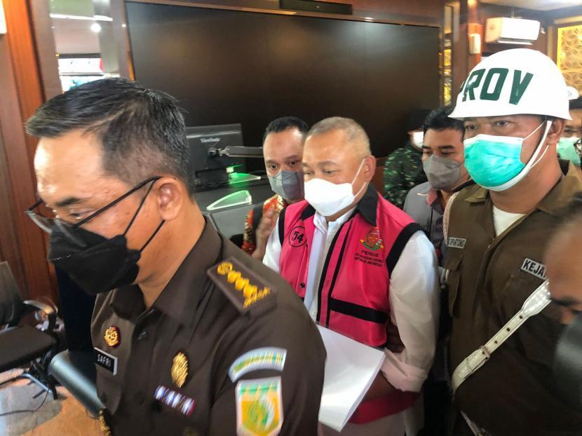 Alex Noerdin Menjadi Tersangka Korupsi Masjid Sriwijaya dan Korupsi PDPDE Sumsel