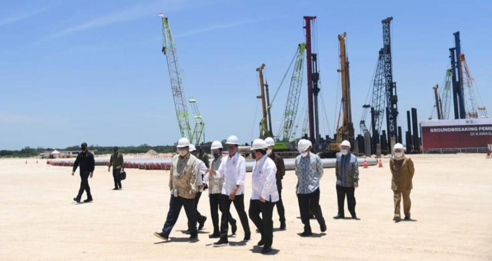 Pembangunan Smelter di Dalam Negeri Perkuat Hilirisasi Industri