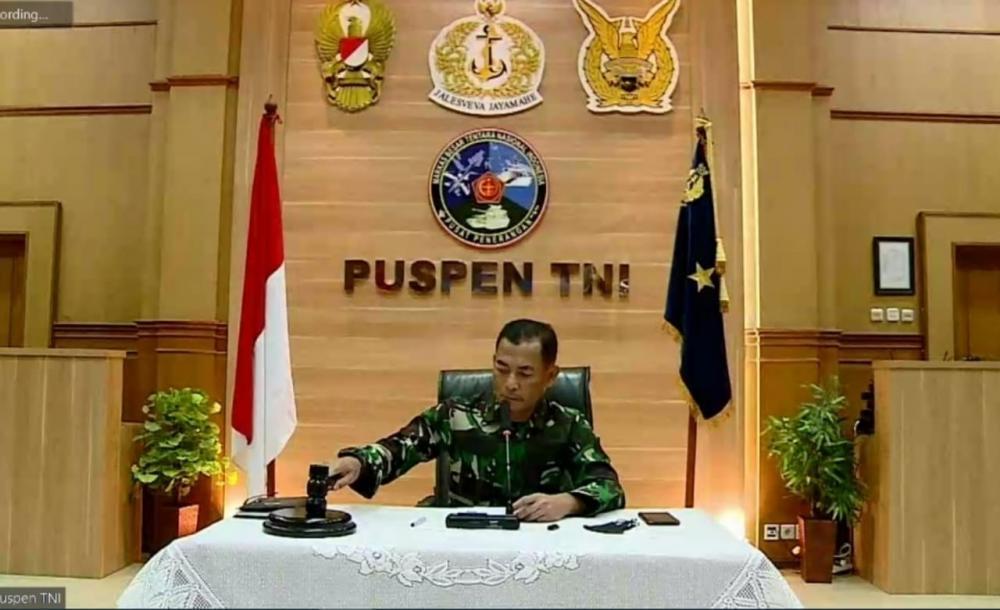 Perkembangan Teknologi Komunikasi dan Informasi Pengaruhi Dinamika Pelaksanaan Tugas TNI