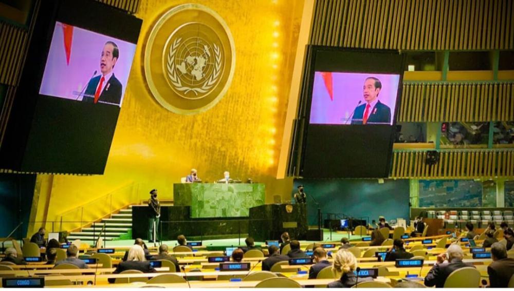 Presiden Jokowi : Inklusivitas Prioritas Utama Kepemimpinan Indonesia pada G20