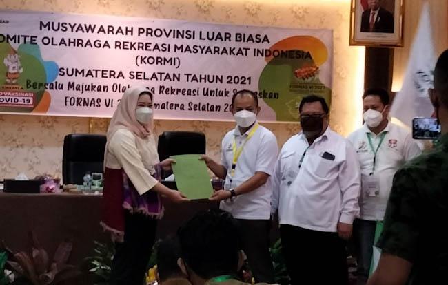 Shasa HD : Fornas VI 2022 Sudah di Depan Mata!