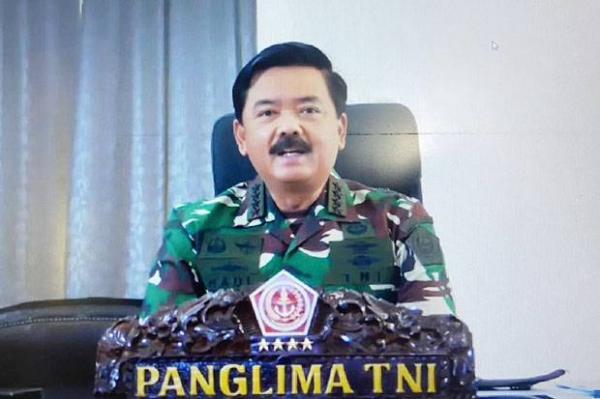 108 Pati TNI Dimutasi, Mayjen Teguh Jabat Pangdam VI Mulawarman