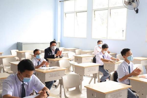 120 Sekolah di Palembang Siap Gelar Pembelajaran Tatap Muka Terbatas