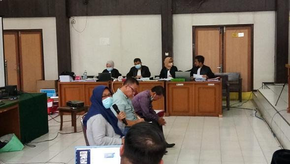 2 Terdakwa Menjadi Saksi Mukti Sulaiman dan Ahmad Nasuhi di Persidangan