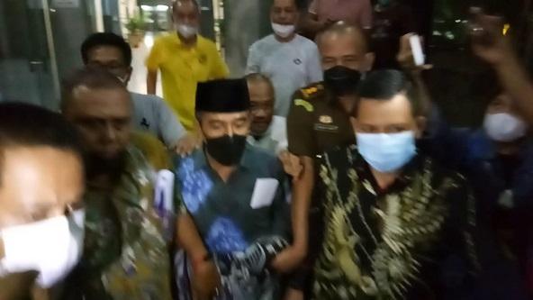 Akhirnya Ahmad Najib Dititipkan di Rutan Pakjo