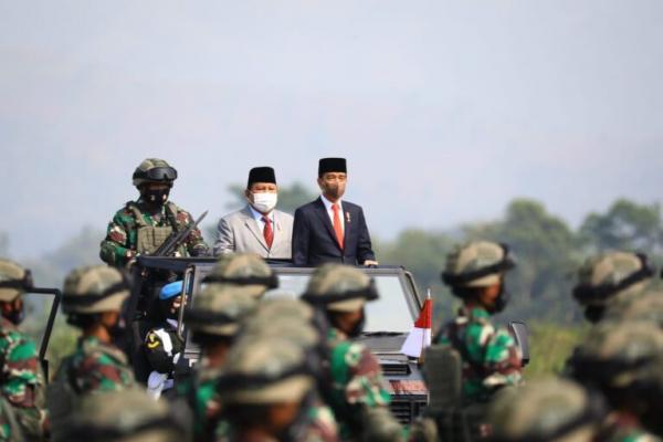 Ditetapkan Presiden Joko Widodo, Komcad TNI Perkokoh Sishankamrata