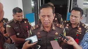 Giliran Kadinsos Kabupaten Muba Diperiksa Penyidik Kejati Sumsel Terkait Dugaan Korupsi Masjid Raya Sriwijaya