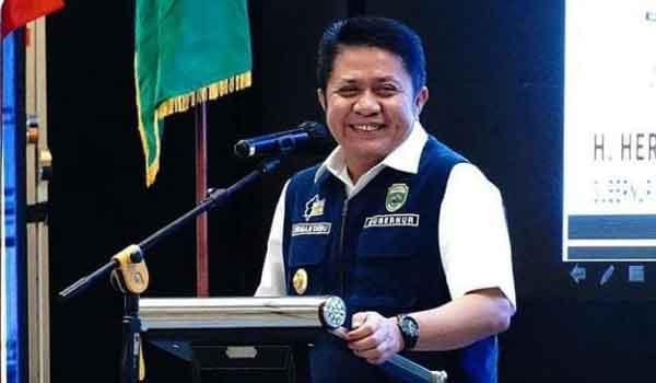 Gubernur HD Komitmen Mensejahterakan Petani Sumsel