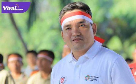 Gubernur Tetapkan Beni Hernedi Jabat Plt Bupati Muba