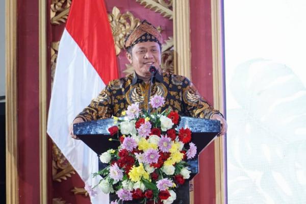 Herman Deru Gaungkan Festival Melayu Hingga ke Kancah Nasional