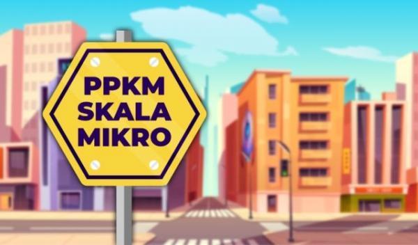 Ingat! 9 Juli Palembang Terapkan Pengetatan PPKM Mikro