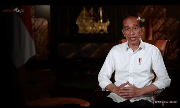 Inilah Pesan Lengkap Jokowi soal Larangan Mudik Tahun 2021