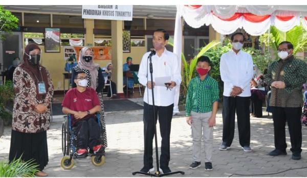 Jokowi : Siapkan Transisi dari Pandemi ke Endemi