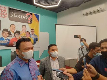 Joncik dan MSP Siap Maju Pilkada Palembang