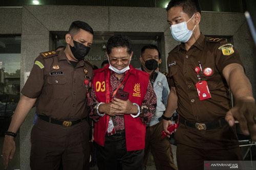 Karena Jabatan Mukti Sulaiman Terseret Dugaan Korupsi Masjid Sriwijaya