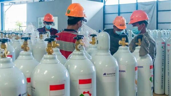 Kebutuhan Oksigen Medis Melonjak 2.500 Ton per Hari