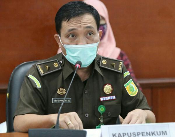 Kejagung Belum Tetapkan Tersangka Baru Kasus Korupsi PDPDE Sumsel