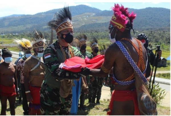 Kepala Suku Pegaf : Sampai Kapanpun Kami Tetap NKRI