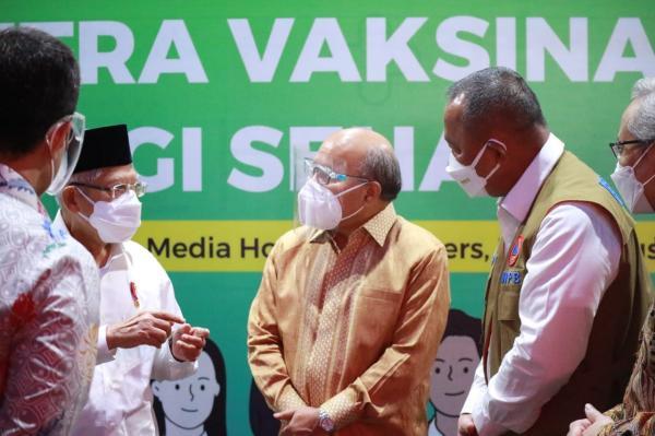 Ketua Satgas: Vaksinasi Harus Sejalan dengan Pelaksanaan Protokol Kesehatan