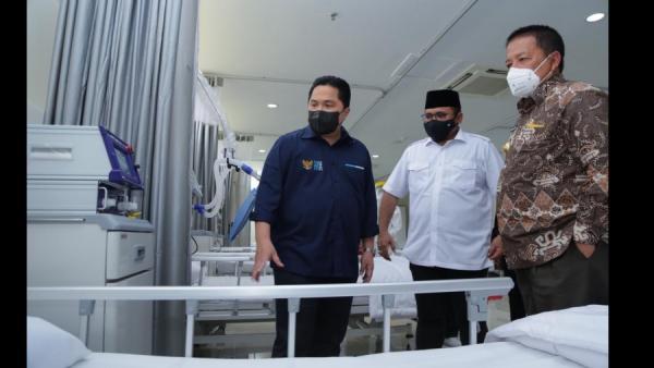 Menag : Asrama Haji dapat Dimanfaatkan Menjadi RS Pasien Covid-19