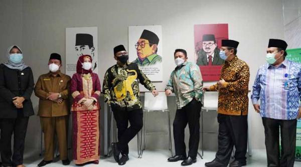 Menag : Dipimpin HD, Sumsel Dikenal Daerah Zero Konflik di Indonesia