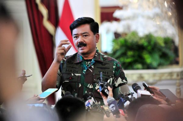 Mutasi 60 Pati TNI, Brigjen Gumuruh Jabat Kasdam II/Swj