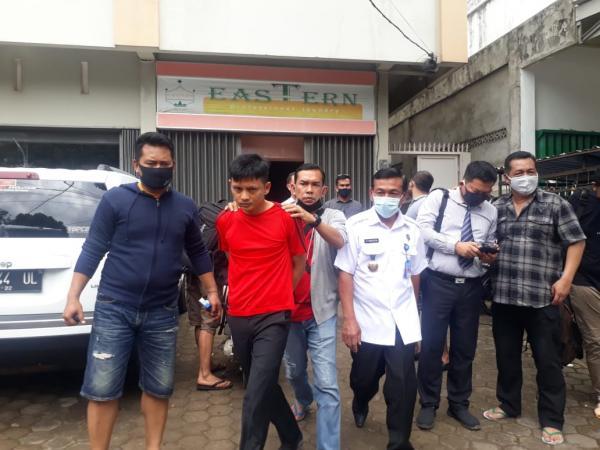 Oknum Anggota DPRD Palembang Tertangkap Narkoba