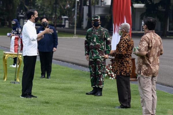 Panglima : TNI Siap Distribusikan Paket Obat Covid-19 Gratis dari Pemerintah