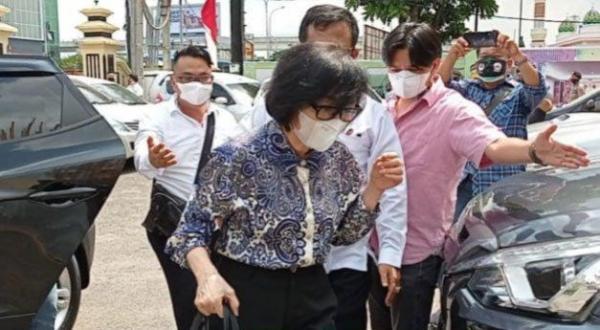 Polda Sumsel Amankan Heryanty Terkait Hibah Rp2 Triliun