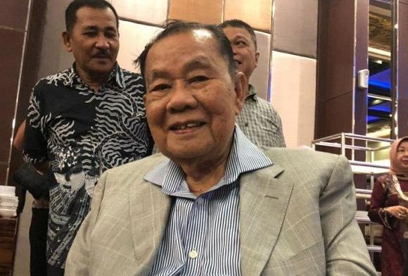 Politikus Senior Golkar Mantan Ketua DPRD Sumsel H Zamzami Ahmad Tutup Usia