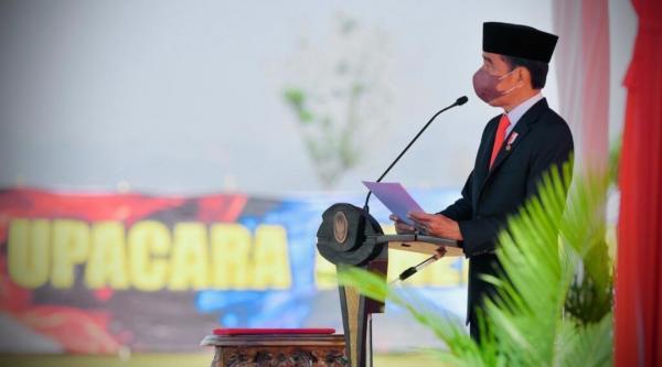 Presiden : Komponen Cadangan Hanya untuk Kepentingan Negara
