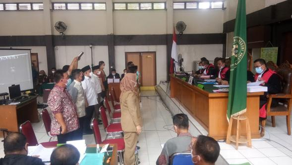Proposal Masjid Sriwijaya Diverifikasi di Tahun Pencairan Dana Hibah Senilai Rp50 M, Tim Verifikasi Akui Menyalahi Aturan