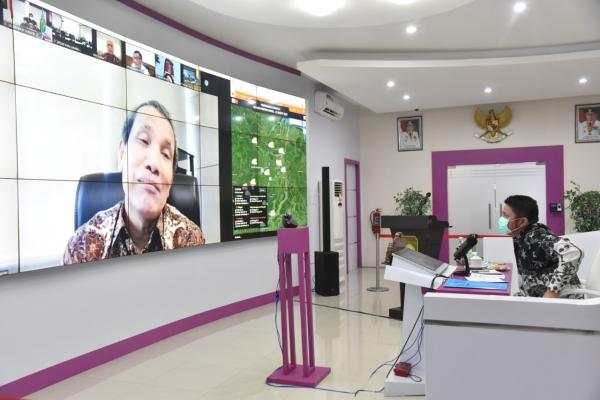 Rakor dengan KPK, HD Inginkan Win-Win Solution Soal Aset PTKAI dengan 5 Kab/Kota