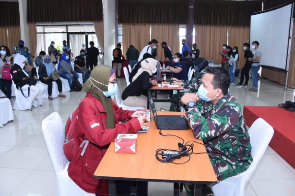 TNI Rekrut Ribuan Relawan Medis dan Non Medis