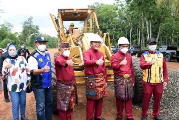 Tahun Depan, Herman Deru Pangkas Jarak Tempuh Lubuklinggau ke Palembang Menjadi 4,5 Jam