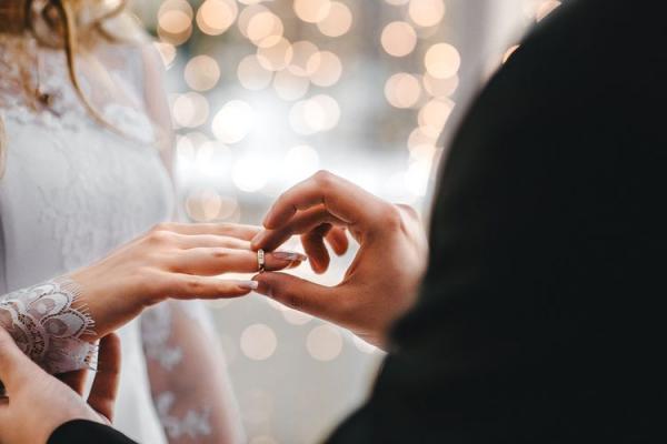 Tamu Resepsi Pernikahan Hanya 30 Orang, Tidak Ada Hidangan di Tempat