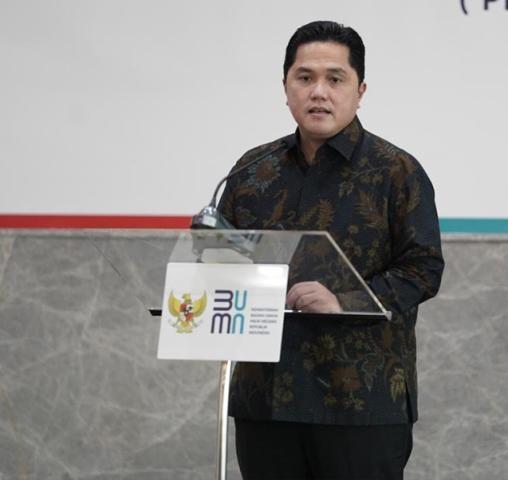Terkait Kasus Antigen Bekas, Menteri BUMN Berhentikan Direksi Kimia Farma