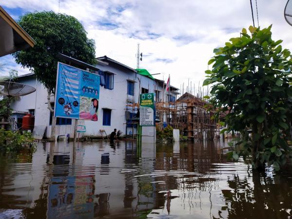 Update, Pemda Kapuas Hulu Tetapkan 14 Hari Status Tanggap Darurat Bencana Banjir