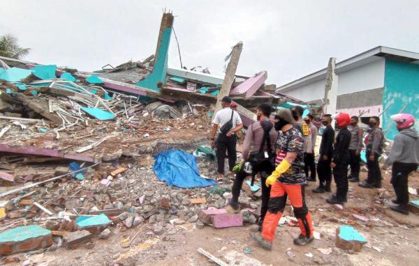 Update Gempa di Sulawesi Barat: Sebanyak 42 Orang Meninggal Dunia